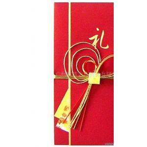 水引利事封,礼金袋,红包袋,利是封,广告利是封