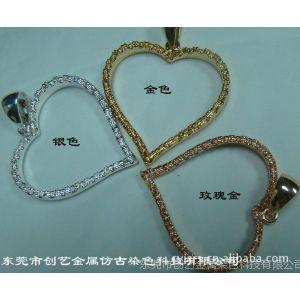 供应提供款仿古耳环、手饰、皮带扣、发饰五金仿古饰品加工