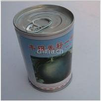 供应质量的罐制品/种子罐/的铁罐制品