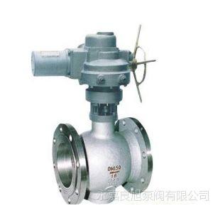 供应良旭泵阀生产偏心半球阀 PQB340H蜗轮半信心球阀