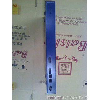 无线影音传输器外壳 视频传输设备机箱 无线设备外壳加工