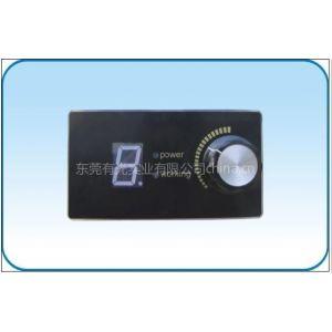 供应显示器(方,带开关一体)大功率商用电磁炉配件,电磁灶配件