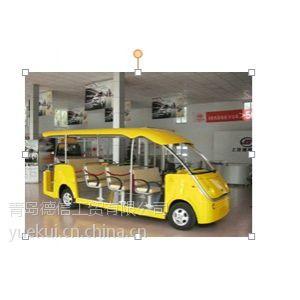 供应五菱燃油观光车