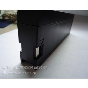 供应批量日本光电ECG-6511心电图医疗蓄电池12V2.3AH免维护电池