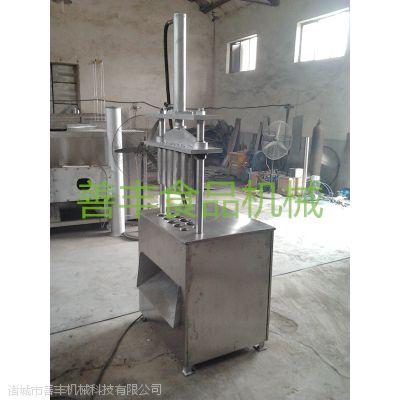 供应供应切猪蹄机器 加工红烧猪蹄设备 切猪蹄设备