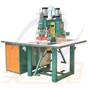 供应皮革箱包高频压花机
