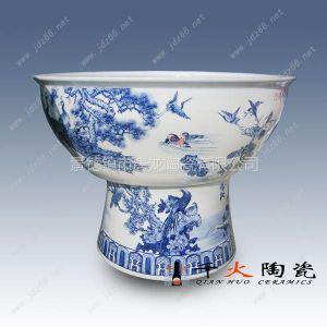 供应供应陶瓷鱼缸,养鱼陶瓷大缸