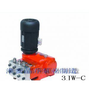 三柱塞高压往复泵(3JW-C)