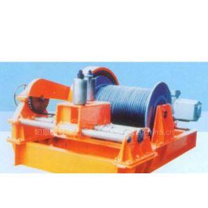 供应JM系列(带排绳器)卷扬机