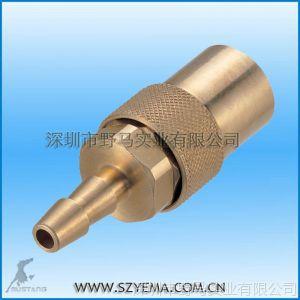 供应CDC气动接头 KSH20 优质黄铜 进口品质