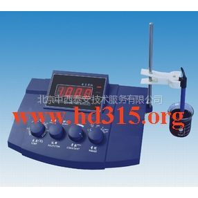 供应数显电导率仪(国产优势) 型号:XV75DDS-11A库号:M188481