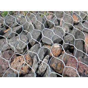 供应镀高尔凡石笼网 5%锌铝合金石笼网 塞克格宾网 钢筋雷诺护垫
