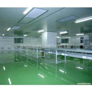 供应常州车间厂房环氧自流平地坪施工, 平整光滑