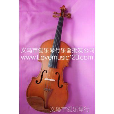 供应4/4 小提琴 枣木配件 哑光 乐器批发