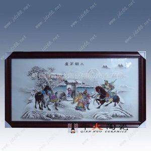 供应陶瓷瓷板画厂家,陶瓷瓷板画批发,手绘瓷板画定做
