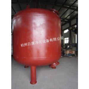 供应A3钢衬胶机械过滤器