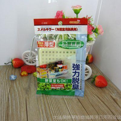 日本进口正品 SANADA厨房冰箱冷冻室除臭剂除味消臭剂去味脱臭剂