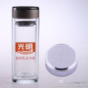 供应山西广告杯玻璃杯生产厂家水晶杯个性定制水杯诗如意