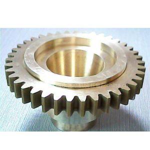 供应各种铜件机械齿轮加工