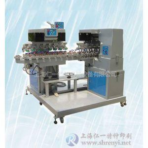供应上海仁一供应十六色多功能运输带移印机 各式多色印刷设备