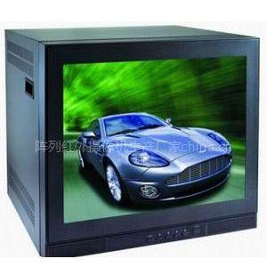 供应21寸1250线纯平彩色安防专用显示器
