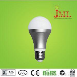 供应超亮 led球泡灯led节能灯3w 5w 7w 9w  E27e14 3年质保-傑明公司