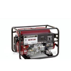 供应日本SAWAFUJI汽油发电焊机SHW190HB