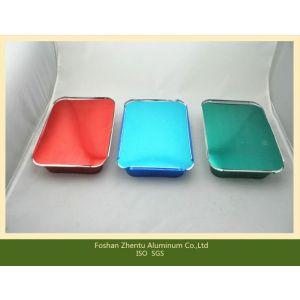 供应铝盒金属盒 方形铝盒 铝制包装盒