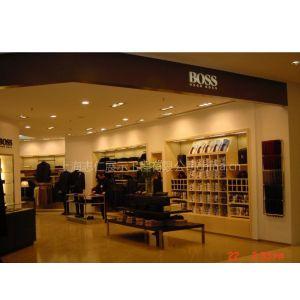 供应上海专业的专营店设计装修工程和商场专柜道具制作