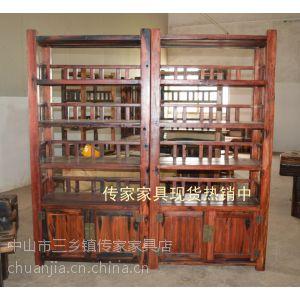 供应传家船木家具,|多宝阁,置物架 船木架子 船木茶叶架 货架
