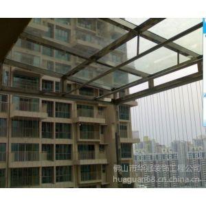 佛山不锈钢阳光雨棚,有机玻璃雨棚,钢结构雨棚制作安装,咨询电话:15813409606王先生