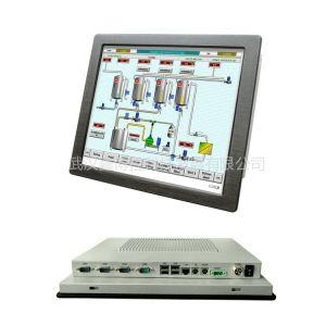 供应武汉17寸超薄式工业一体机电脑厂家定制OEM ODM FPC3000-E170T