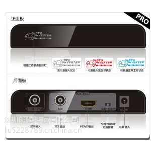 朗强LKV368PRO SDI转HDMI专业高清转换器