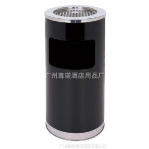 供应厂家直销 A-196 金属烤漆圆形丽格王座地烟灰桶 丽格王果皮桶