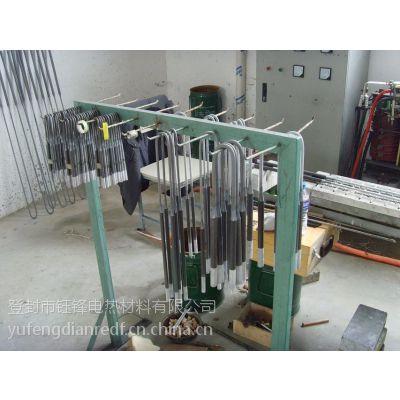 供应钰锋1700型硅钼棒电热元件