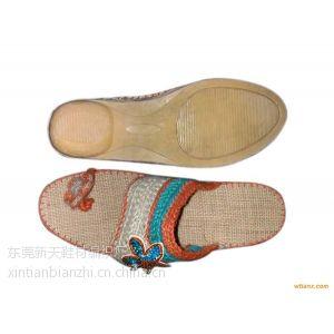 供应麻底鞋质量超好 碰到水不会掉底