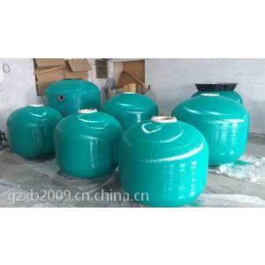 供应广州泳池设备生产厂家生产砂缸过滤器泳池玻璃纤维过滤设备