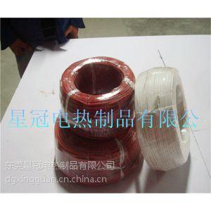 供应厂家供应耐高温硅胶导线