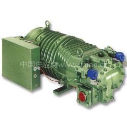 比泽尔半封闭螺杆低温压缩机