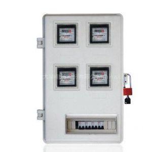 供应山东玻璃钢电表箱 农村线改聚碳酸酯集抄箱 变压器防护罩