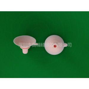 供应深圳厂家生产批发各类吸盘式硅胶垫