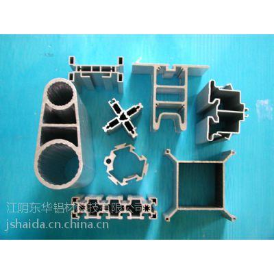 大型铝挤压设备可加工对角线420mm产品