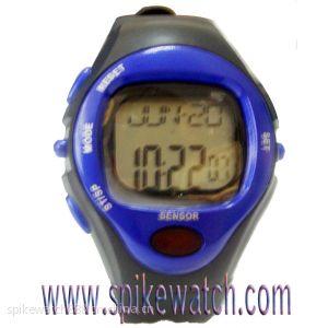 供应脉博计手表批发电子心率表心率手表【无线心率表卡路里手表】