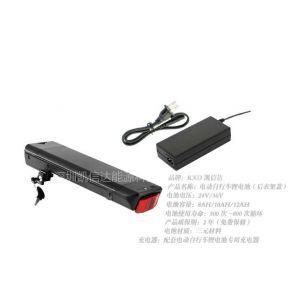 供应6V电动车锂电池 36V电动自行车圆柱电池组