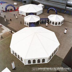 供应深圳东莞惠州三地展销会篷房300平米起批 展览会帐篷房
