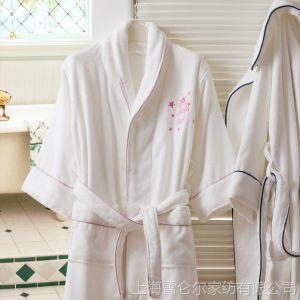 供应康尔馨 浴袍 儿童 纯棉毛巾料 儿童浴衣 全棉睡衣睡袍 酒店定制批发