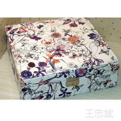 2014新款时尚 SH0011欧美风格首饰盒 创意首饰收纳盒 女士用品