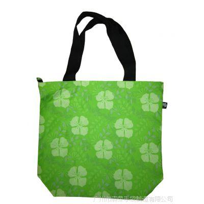 2012广州环保袋厂家印花牛津/涤纶袋,的购物袋