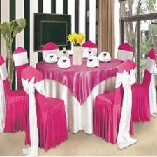 求购酒店椅套,酒店餐厅台布,酒店宴会餐桌,西餐桌,