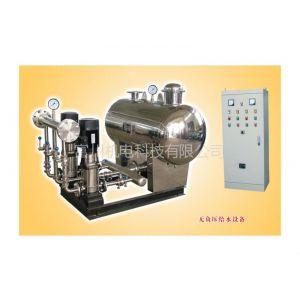 供应小区负压变频供水设备